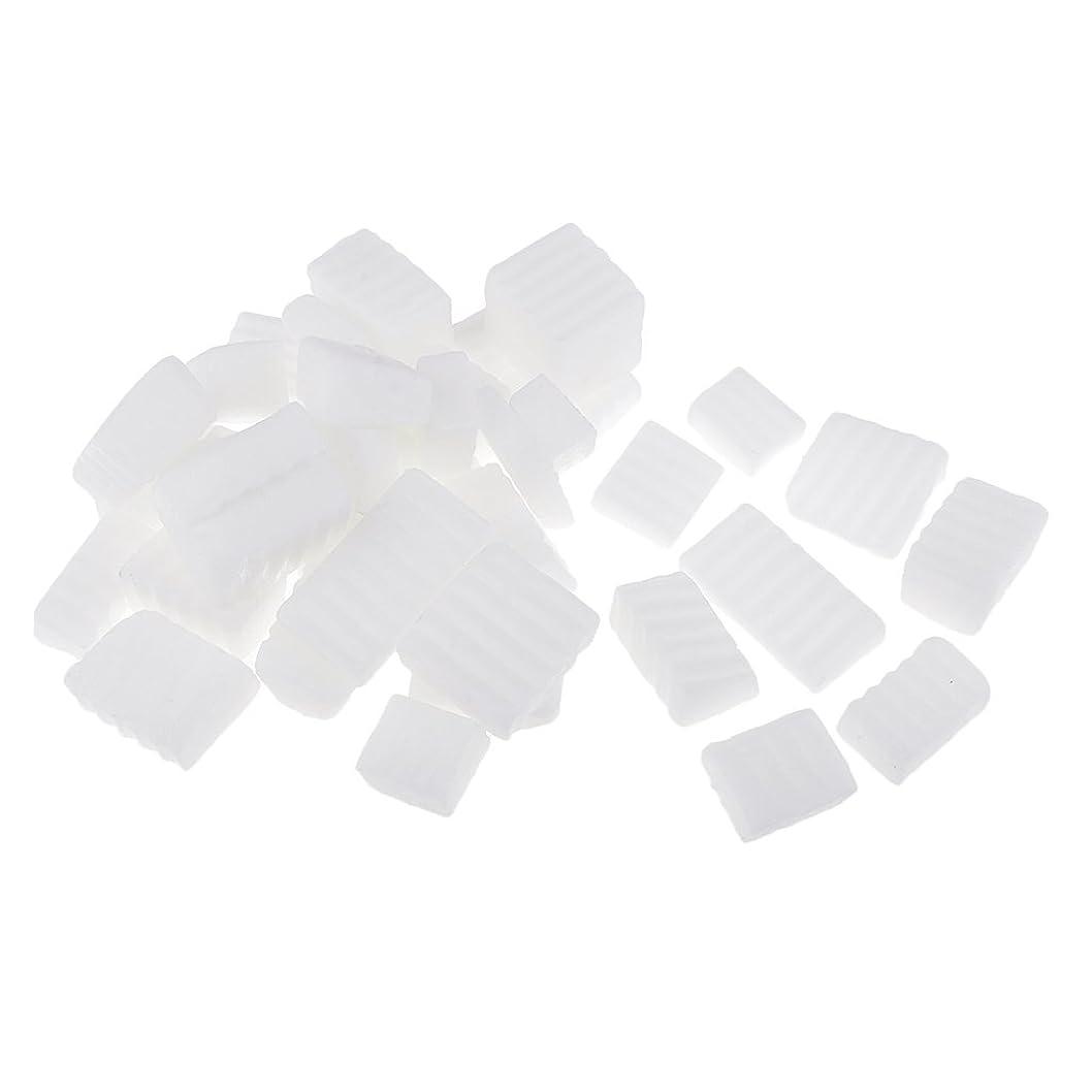 満足させる普通に驚いたことにPerfk 石鹸ベース DIY 手作り 石鹸 原料 1 KG 白い 手作り バス用品