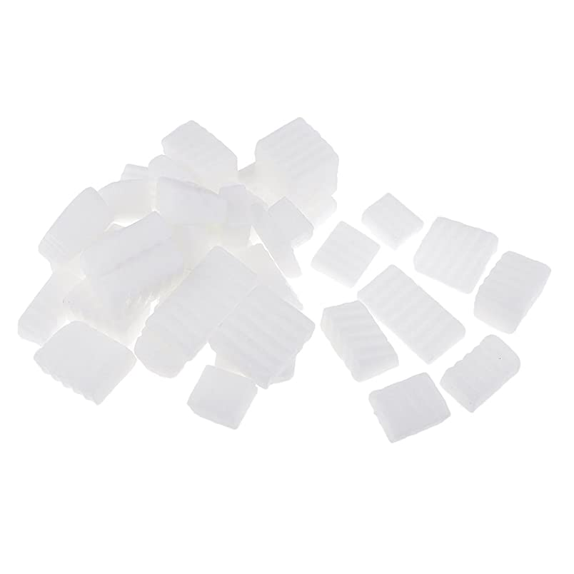 ノイズ次未接続Perfk 石鹸ベース DIY 手作り 石鹸 原料 1 KG 白い 手作り バス用品