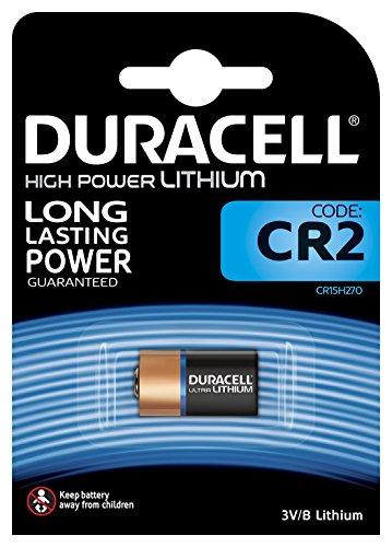 Duracell Ultra Lithium Batterie CR2 (CR15H27O) 1er