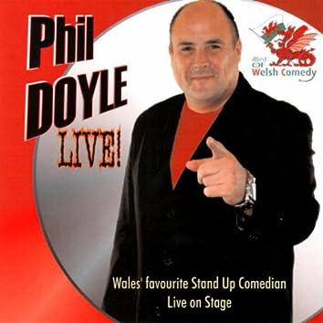 Phil Doyle Live!
