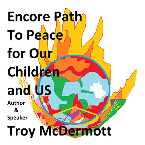 Encore Path to Peace for Our Children and US audiobook cover art