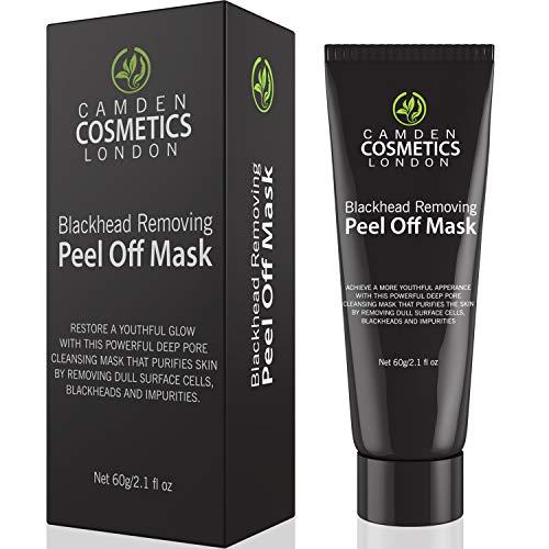 Máscara Quita espinillas Camden Cosmetics – Carbón