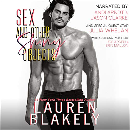 Sex and Other Shiny Objects audiobook cover art