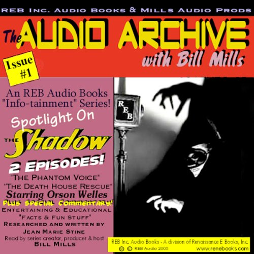 A 'Shadow' Audio Double-Feature, Starring Orson Welles, Volume 1 cover art