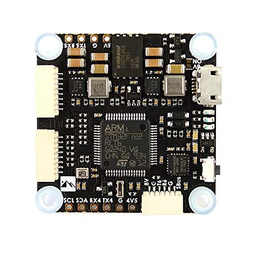 WFBD-CN Modulo elettronico for RC Drone FPV Corsa MATEK Sistemi F722-HD F7 regolatore di Volo OSD 3~8S MPU6000 32M Blackbox 5V / 8V BEC comptiable DJI FPV Air Unit 30.5x30.5mm