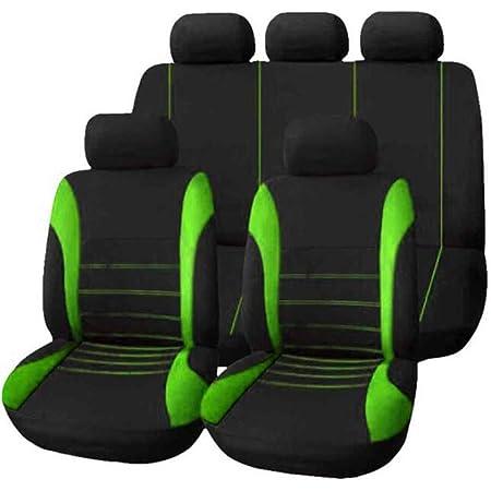 Hava Kolari Universal Sitzbezug Sitzkissen Sitzauflage Auto Schonbezüge Autositzbezug Für Super Speed System Fahrzeug Grün Auto