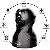 IP cámara WiFi AOLECA camaras de Vigilancia 360° Rotación...