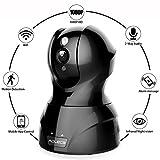 Caméra IP 1080p, Smart Caméra de Surveillance Aoleca, Wifi Caméra de Sécurité...