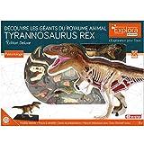 Immagine 1 explora sciences anatomia del tyrannosaure