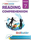 Lumos Reading Comprehension Skill Builder, Grade 7 - Literature, Informational Text and Evidence-based Reading: Plus Online Activities, Videos and Apps (Lumos Language Arts Skill Builder) (Volume 1)