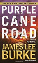 By James Lee Burke Purple Cane Road (1st First Edition) [Paperback]