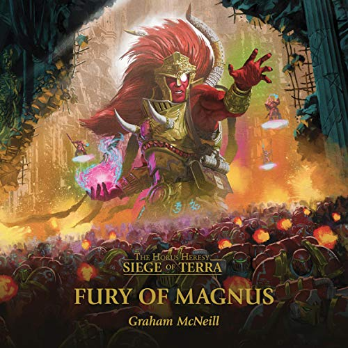 Couverture de Fury of Magnus