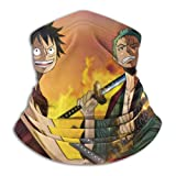 NA ONE Piece Microfiber Tube Neck Warmer Face Mask Shield Protective Bandana Headband & Beanie