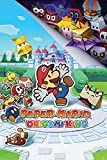 1art1 Super Mario - Paper Mario The Origami King Póster (91 x 61cm)