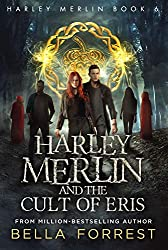 Cover of Harley Merlin and the Cult of Eris