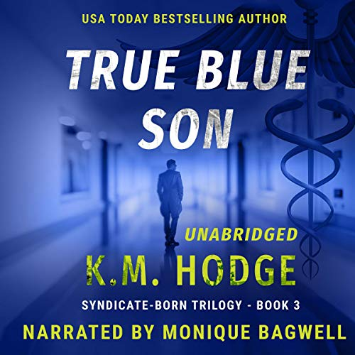 True Blue Son: A Gripping Crime Thriller audiobook cover art