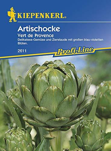 Kiepenkerl 2611 Artischocke Vert de Provence (Artischockensamen)