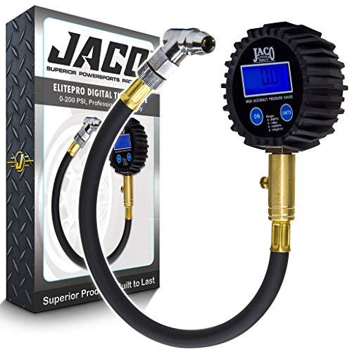 JACO ElitePro - Indicador de presión de neumáticos digital,...