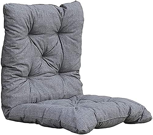 YDuro Terrazza Imbottita futon Primavera/Estate Stagiona, Sedile Esterno/Poltroncina Posteriore Cuscino Tufted Cuscino, Tutti i Cuscini di Sostituzione del Tempo (Color : 34)