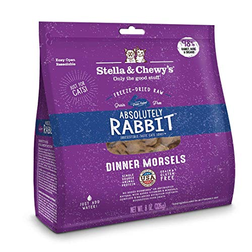 Stella & Chewy's Freeze-Dried Raw Absolutely Rabbit