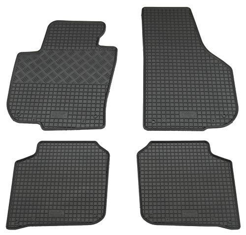 günstig AD Tuning GmbH & Co. KG Gummibodenmatten-Set, 4 Stück, Gummibodenmatte, Gummibodenmatte Vergleich im Deutschland
