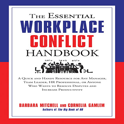 The Essential Workplace Conflict Handbook audiobook cover art