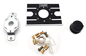 Rannb Refrigerator Thermostat Temperature Controller 4 Pins AC 250V