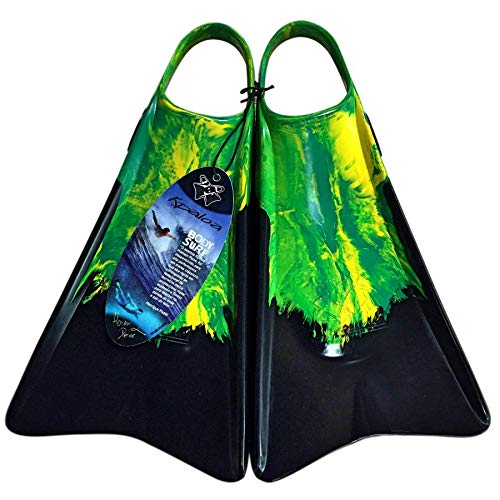 Kpaloa Swim fins Pro Model Waterman Bodysurf and Bodyboarding (M)