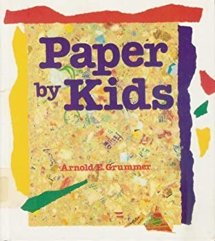 Library Binding Paper by Kids Book