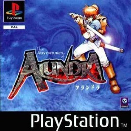 PS1 - The Adventures of Alundra