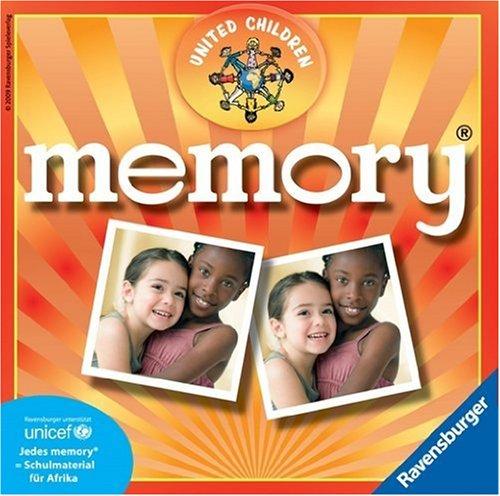 Ravensburger 21985 - United Children UNICEF Memory
