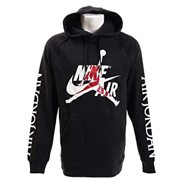 Nike M J Jumpman Classics Fleece Pull Over Mens Bv6010-010