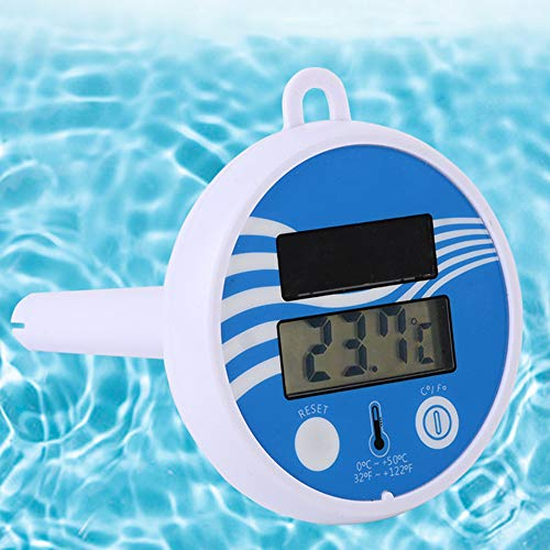 High-Precision Zwembad Thermometer, Pond meten Thermometer Bad Temperatuur Meten Meter