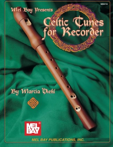 Mel Bay Celtic Tunes for Recorder