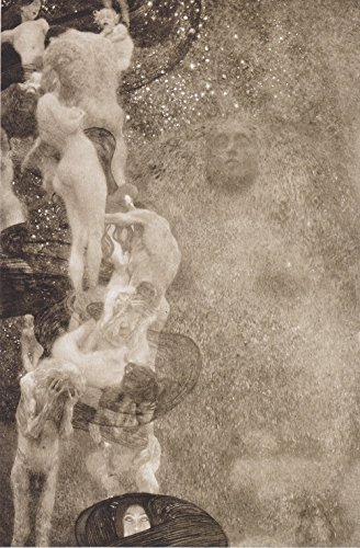 La Philosophie par Gustav Klimt