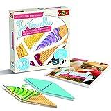 Bioviva 111201 Montessori Associations-I Touch Juego educativo, multicolor , color/modelo surtido