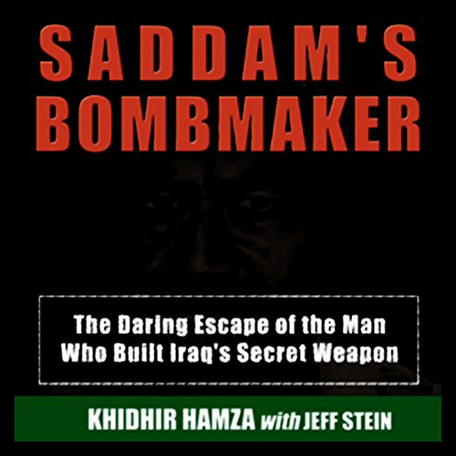 Saddam's Bombmaker cover art