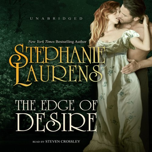The Edge of Desire audiobook cover art