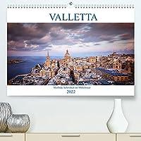 Valletta - Morbide Schoenheit im Mittelmeer (Premium, hochwertiger DIN A2 Wandkalender 2022, Kunstdruck in Hochglanz): Eine Reise Jahrhunderte zurueck. Valletta, Unesco Weltkulturerbe und Hauptstadt des wunderschoenen Inselstaates Malta (Monatskalender, 14 Seiten )