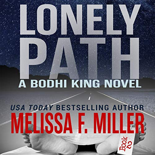 Lonely Path Audiobook By Melissa F. Miller cover art