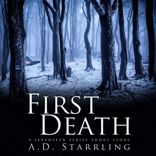 First Death audiobook cover art