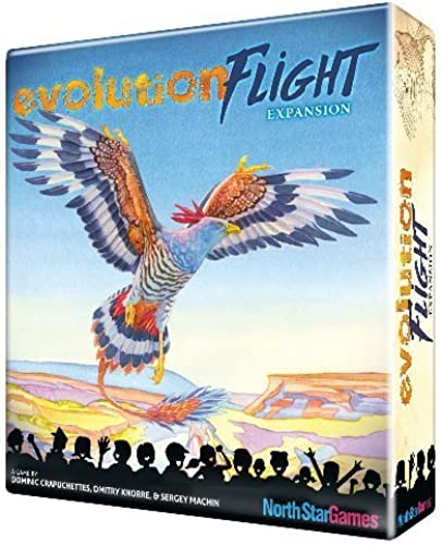 North Star Games Evolution Flight Expansion Board Game by