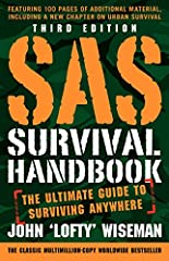 Harper Collins Pub Sas Survival Handbook Revised by John Wiseman - 9780062378071