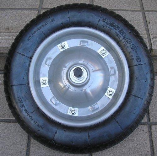一輪車用 13インチ ノーパンクタイヤ