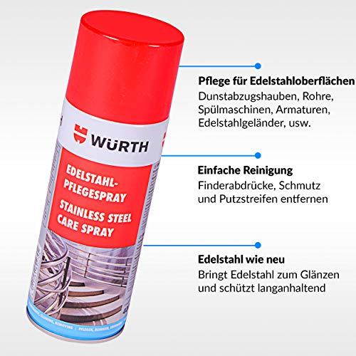 Würth Edelstahl Pflegespray saBesto 400ml - 2