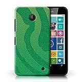 Phone Case for Nokia Lumia 630 Reptile Skin Effect Pit