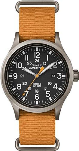 Timex Expedition Watch TW4B04600 - Nylon Gents Quartz Analogue
