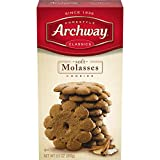 Archway Cookies, Molasses Classic Soft, 9.5 Ounce (Pack of 9)