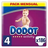 Dodot Protection Plus Activity - Pañales, Talla 4...