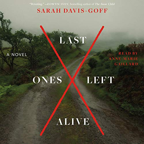 Last Ones Left Alive audiobook cover art